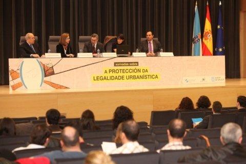 Edición Pontevedra - Xornada sobre a Protección da Legalidade Urbanística